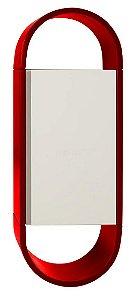 Armário para Banheiro Maxima Wish - Vermelho