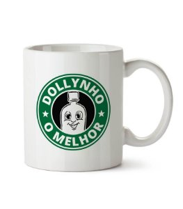 Caneca Dollynho - Starbucks Café