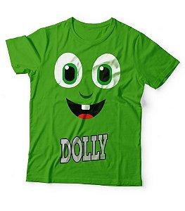 Amiguinho Verde - camiseta sou Dollynho