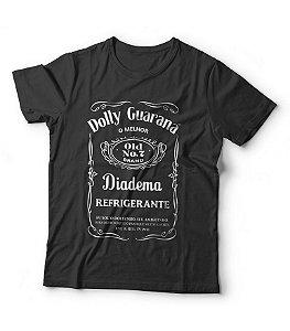 Camiseta Dollynho - Jack Daniels preta