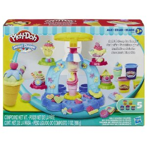 PLAY DOH SORVETERIA DIVERTIDA B0306