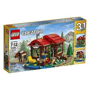 31048 Casa do Lago - LEGO® Creator - 3 em 1