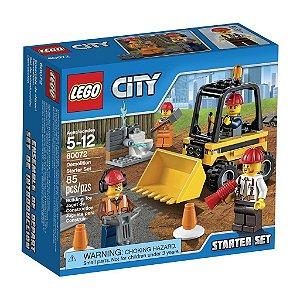 60072 Conjunto de Iniciação para Demolição - LEGO® City Demolition