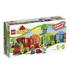 10558 Locomotiva dos Números - LEGO® DUPLO® My First