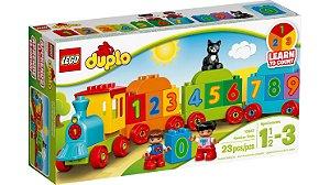 10847 - Lego Duplo - Trenzinho Dos Números