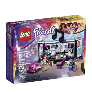 41103 O Estúdio de Gravação da Pop Star - LEGO® Friends
