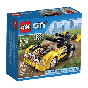 60113 Carro de Rally - LEGO® City Great Vehicles