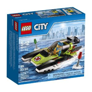 60114 Barco de Corrida - LEGO® City Great Vehicles