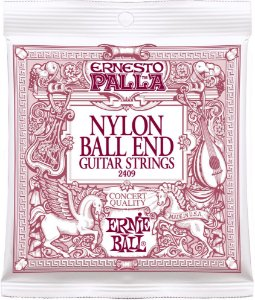 Encordoamento de Violao Nylon 2409 Ernie Ball