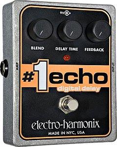 Pedal De Efeito Echo Digital Delay #1 Electro-harmonix