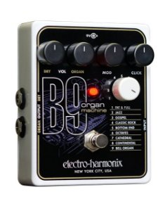 Pedal De Efeito B9 Organ Machine Electro Harmonix
