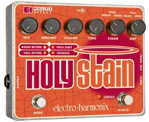 Pedal de Efeito Reverb Holy Stain Electro Harmonix