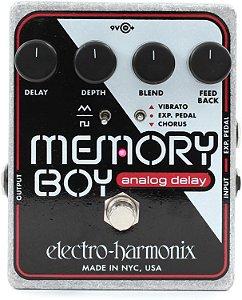 Pedal De Efeito Delay Memory Boy Electro-harmonix