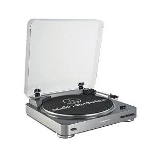 Toca Discos Usb Stereo At-Lp60-Usb Audio-Technica