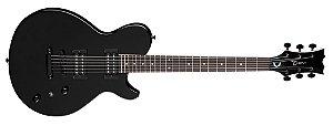 Guitarra Eletrica Evo Xm Preto Dean