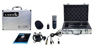 Microfone Condensador EL100U Lyco