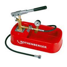 Bomba de Teste Hidrostatico 30 Bar Rothenberger