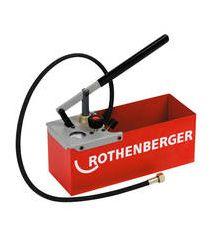 Bomba de Teste Hidrostatico 25Bar Rothenberger
