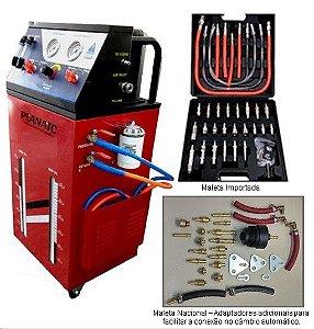 Máquina Troca Óleo Câmbio Automático Elétrica - Toc-electric