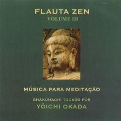 CD Flauta Zen – Volume III – Yôichi Okada
