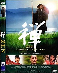 DVD Zen – A vida do mestre Zen Dogen Zenji