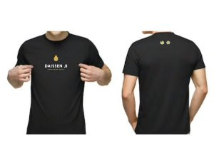 Camiseta Daissen Preta