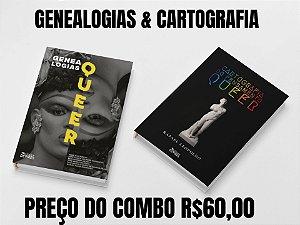Genealogias queer + Cartografia do pensamento queer