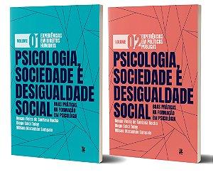 V3 - Psicologia, Sociedade e Desigualdade Social Boas Práticas na Formação em Psicologia: V1 e V2