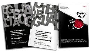 Kit -  Dissidências de gênero e sexualidade na literatura brasileira