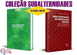 Subalternidades em perspectiva 2 volumes