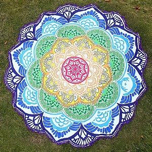 Canga Mandala Flor de Lotus 2