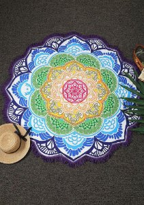 Canga Mandala Flor de Lotus 3