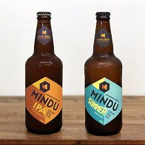 Kit MinduLupuladas (MinduIPA + MinduSummer)