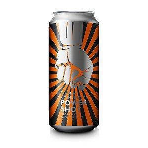 Cerveja Power Shot Triple Juicy IPA (Collab Mindu + Croma) Lata 473ml