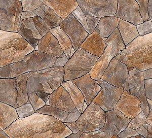 Papel de parede adesivo 3d Pedra  /  3m x 58cm