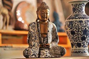 Buddha Despertar - iluminação  33cm