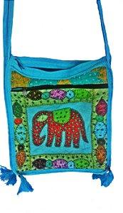 Bolsa Lateral Elefante  Índia  - NOVA DELI