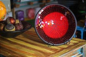 Tigela Centro de mesa Tailândia - Mosaico Barroca