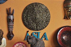 Calendário Maia/Asteca - 50cm