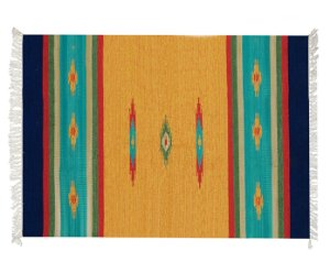 Kit 02 Tapete indiano -  Kilim  / 50cm x 70cm