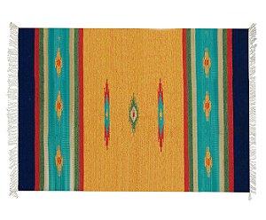 Tapete indiano Kilim - 100cm x 140cm