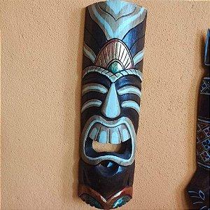 Máscara Hawaiana Tiki Antik 50cm