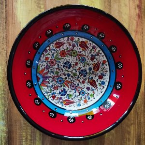 Tigela cerâmica Turquia - 20cm