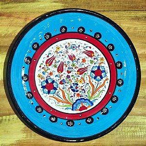Tigela cerâmica Turquia - 30cm