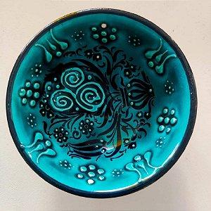 Tigela cerâmica  Turquia - 08cm