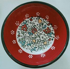 Tigela ceramica Turquia - 12cm