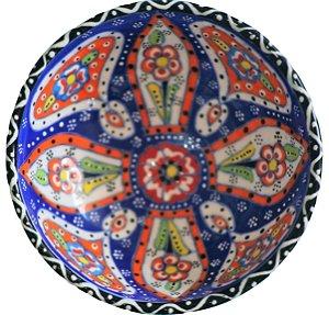 Tigela Cerâmica da Turquia - 12cm