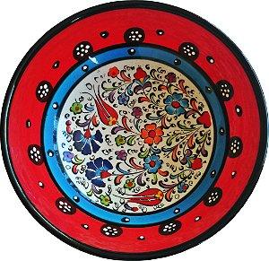 Tigela cerâmica Turquia - 15cm