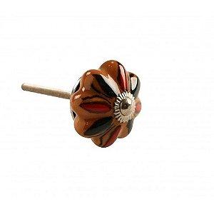 Puxador Flor Fogo