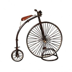 Miniatura Bicicleta Fione Retro 23cm